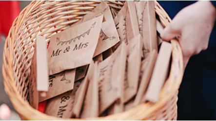 Das 52 Postkarten Hochzeitsspiel