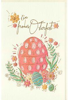 Osterkarte Ein frohes Osterfest