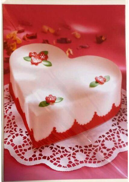 A4 Maxikarte XXL: Kuchen
