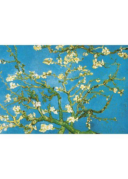 Kunstkarte Vincent van Gogh - Branches D'Amadier en Fleurs