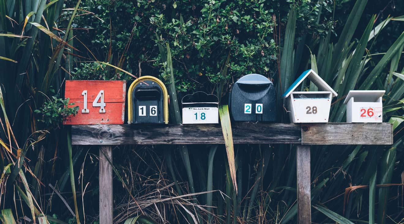 Das Projekt Postcrossing und wie es funktioniert