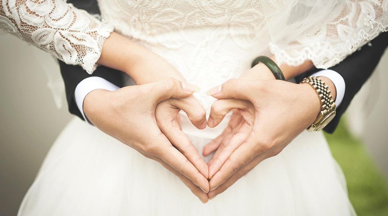Die 10 schönsten Hochzeitswünsche & Sprüche