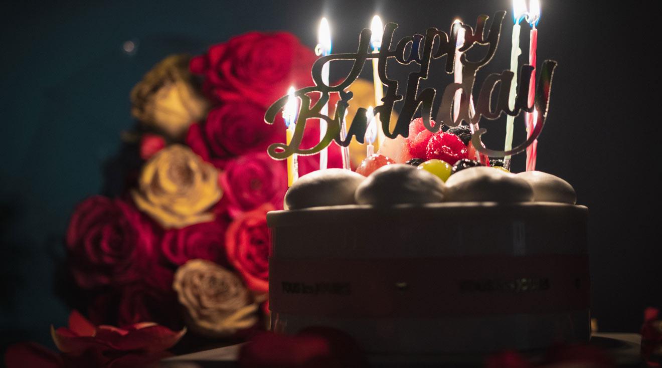 Eine Glückwunschkarte zum 50. Geburtstag schreiben