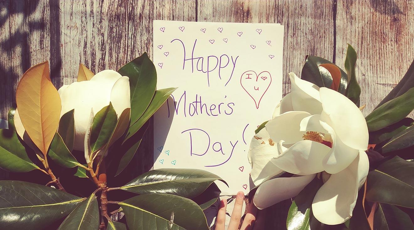 Text für eine Muttertagskarte schreiben